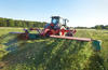 53100 MT triple mower conditioner