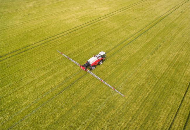 Kverneland iXdrive – Your Next Drive into Precision Spraying