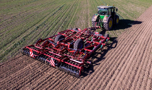 KVERNELAND Turbo T i-Tiller – THE SMART FARMING CULTIVATOR