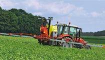 New Mounted Field Sprayer from Kverneland