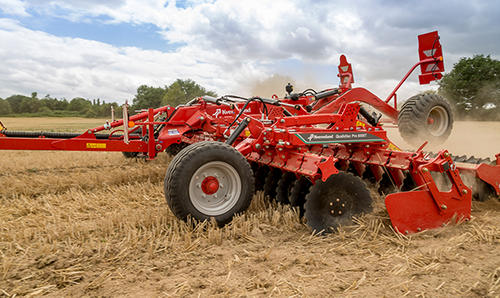 Qualidisc Pro – short disc harrows for high performance