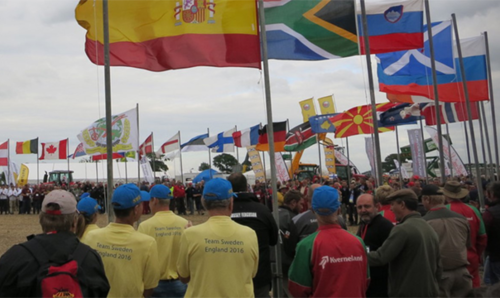 Welcome to the 65th World Ploughing Championship!