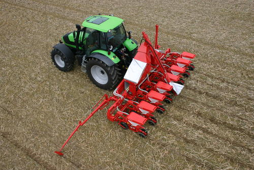 Optima 12 row tandem