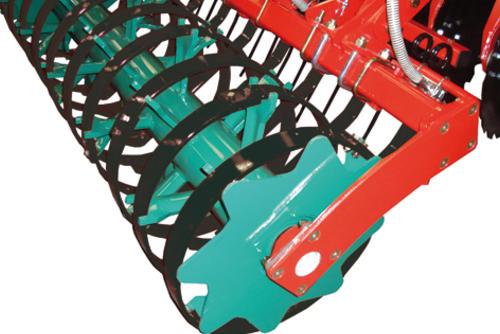 Actiflex roller