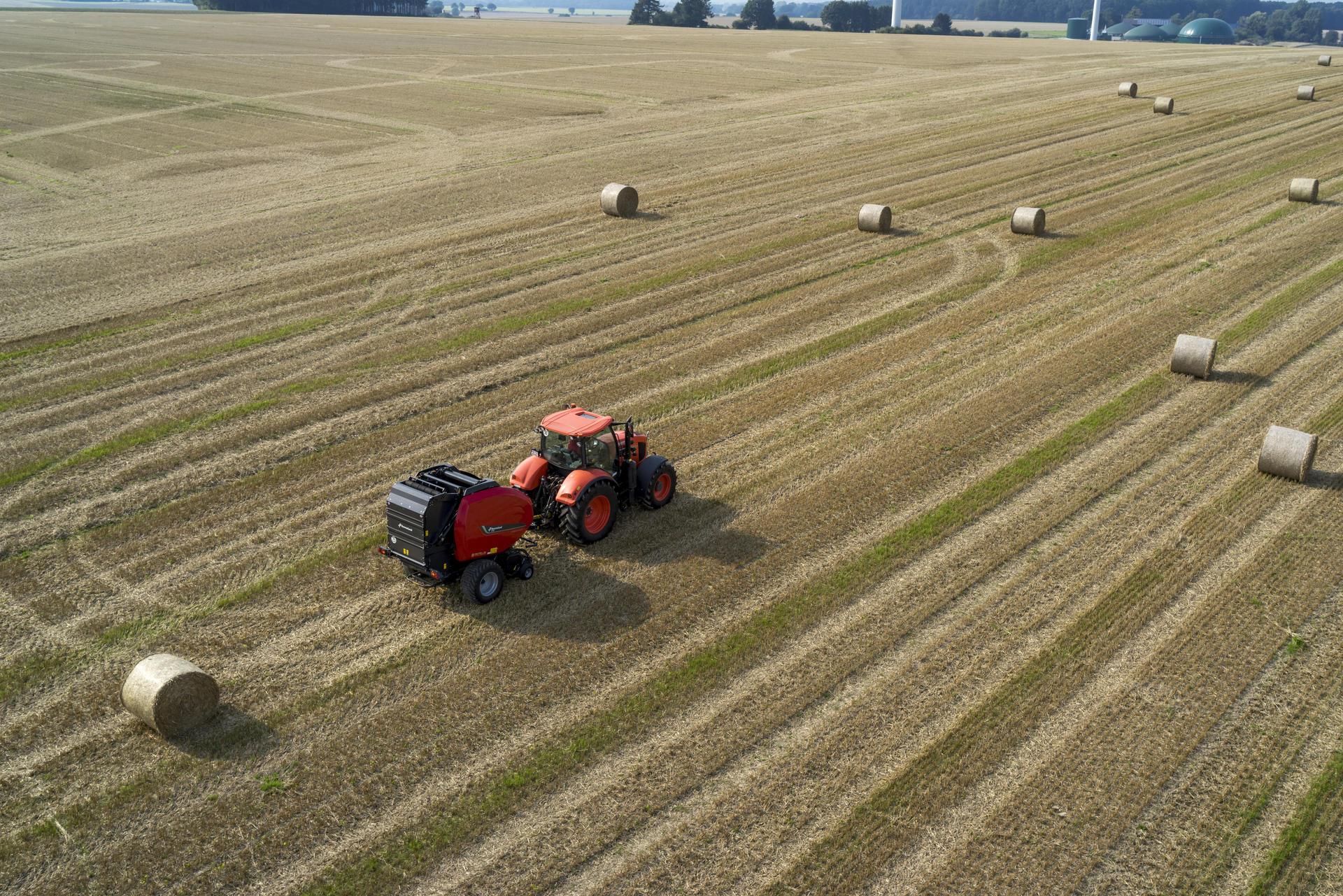 Kverneland 6716 - 6720 / Round Balers / Bale Equipment / Kverneland