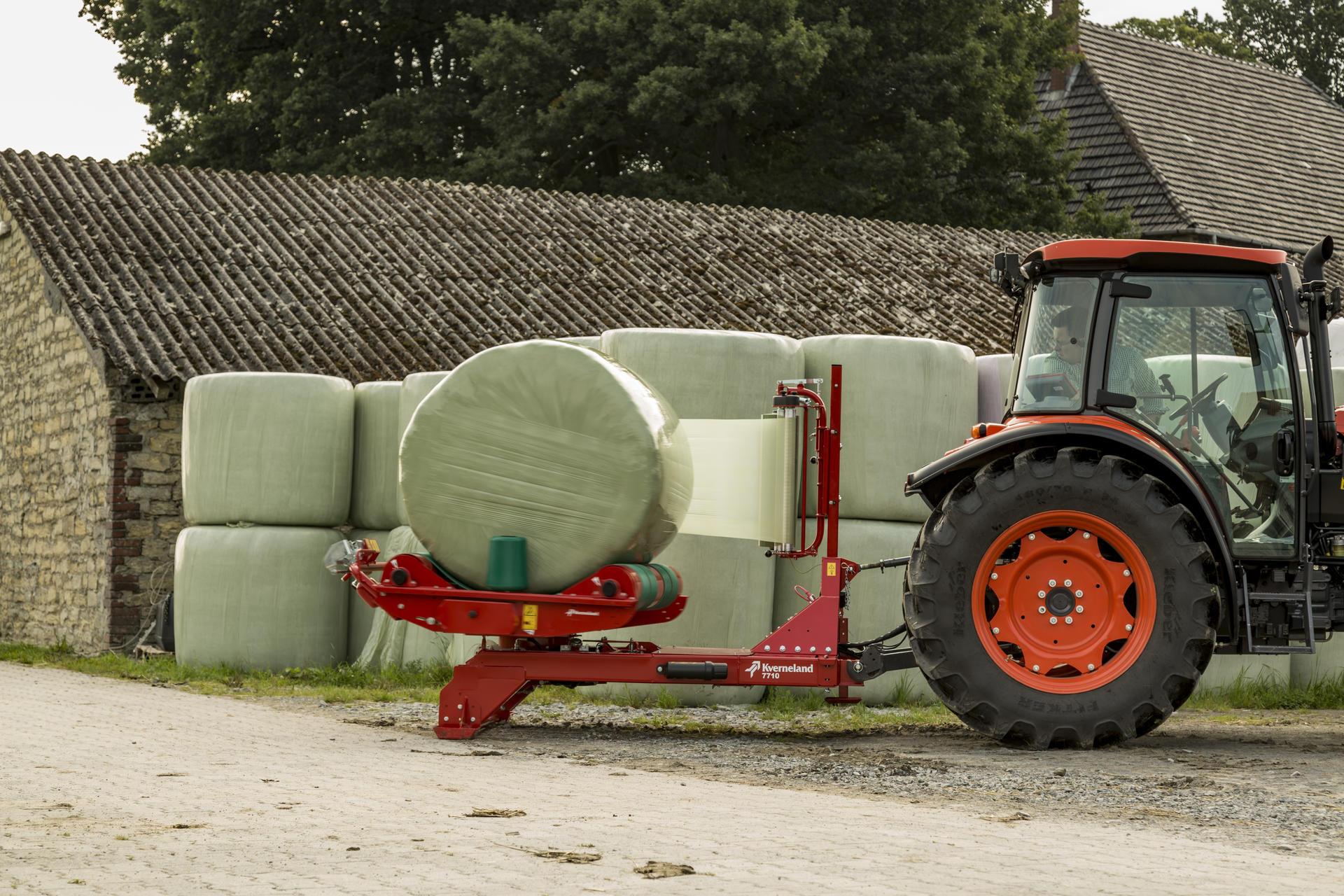 kverneland 7710 round bale wrappers bale equipment kverneland rh ien kverneland com
